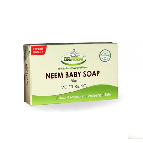 05 Neem Baby Soap 70 gm