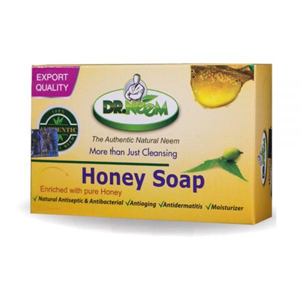 Dr. Neem Honey Soap