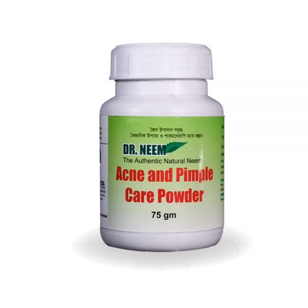 Dr. Neem Acne and Pimple Care Powder