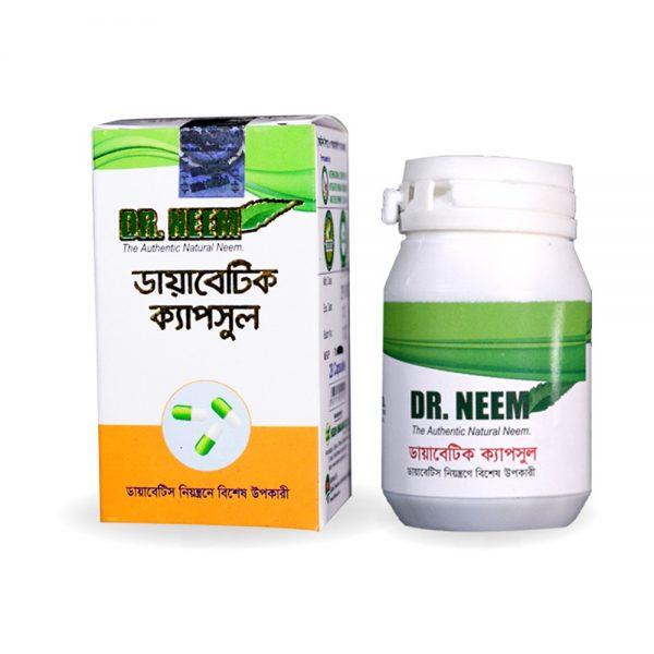 Dr. Neem Diabetic Capsule