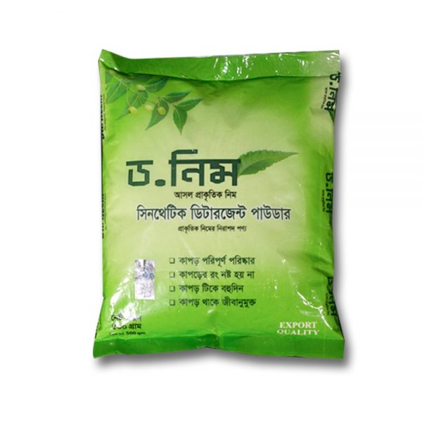 30 Dr Neem Detergent Powder 500gm91
